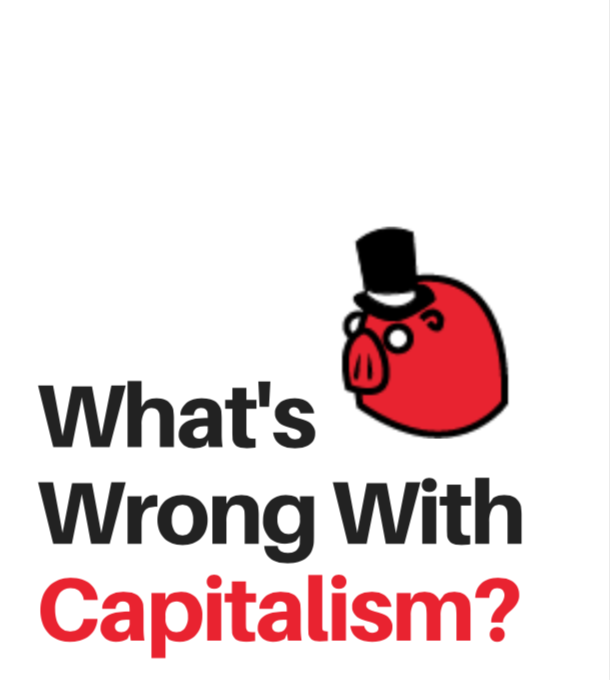 What's Wrong With Capitalism