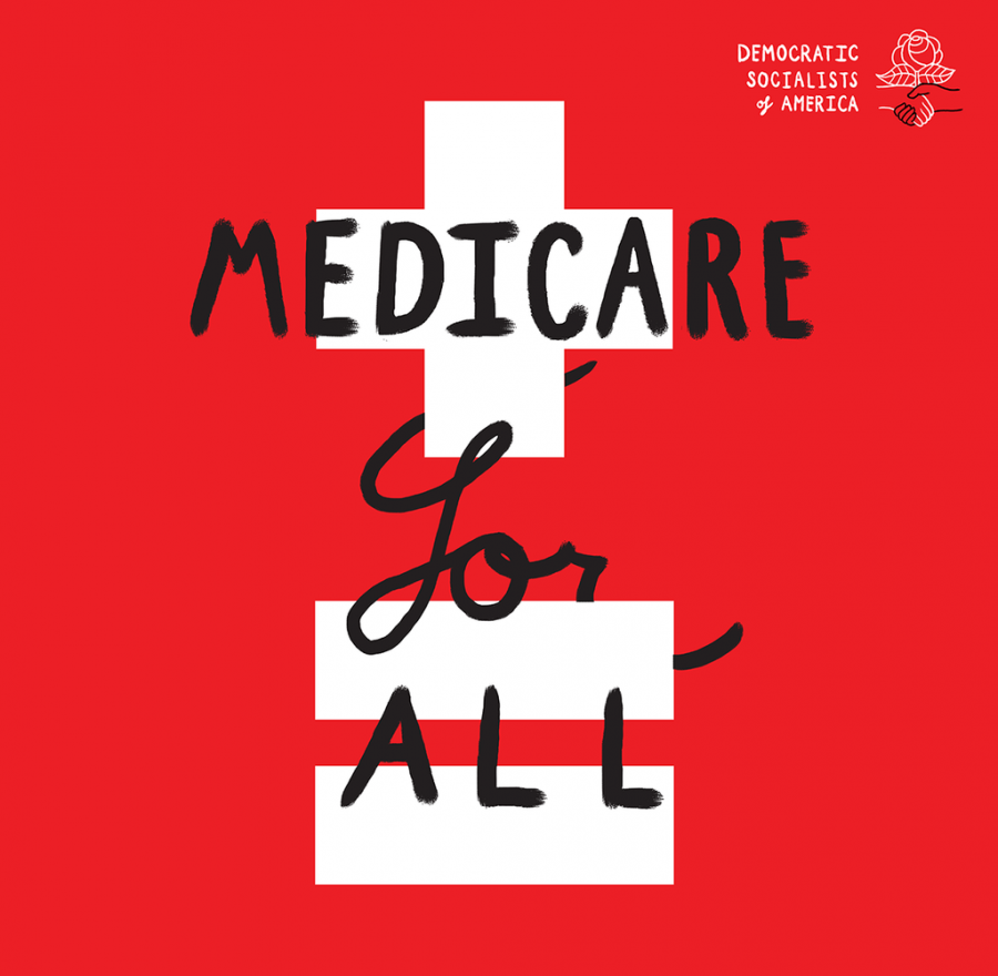 Medicare For All Trifold