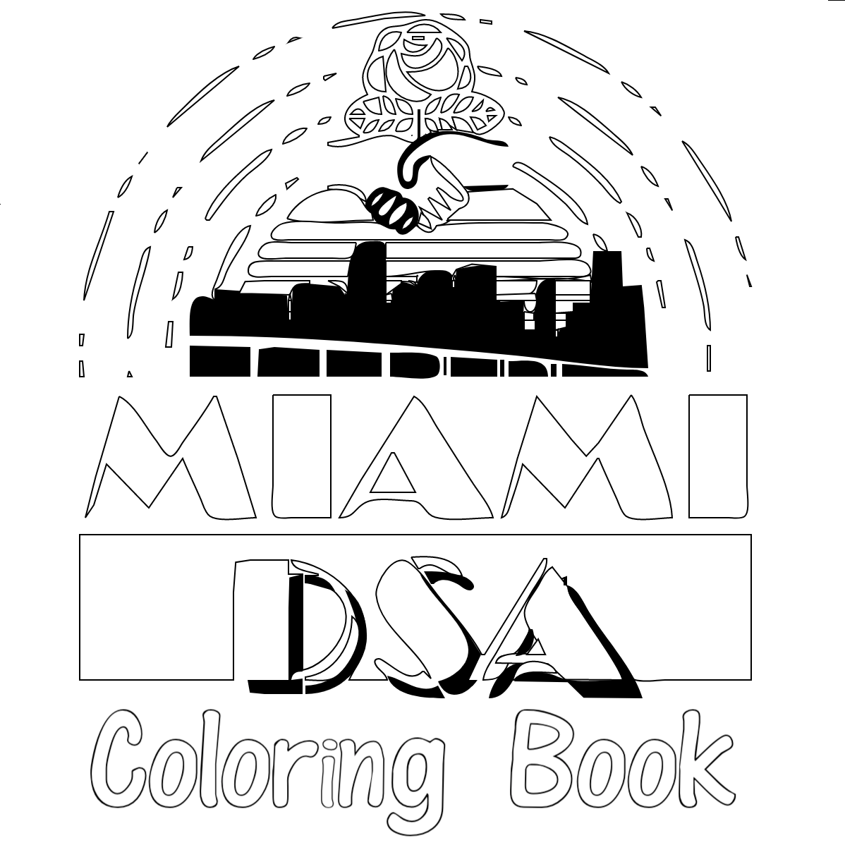 Coloring Book/Libro Para Colorear