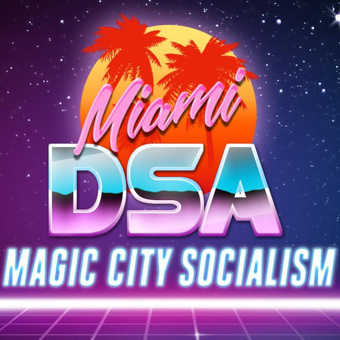 Miami DSA Miami Vice look