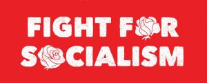 fight for democracy. fight for socialism.